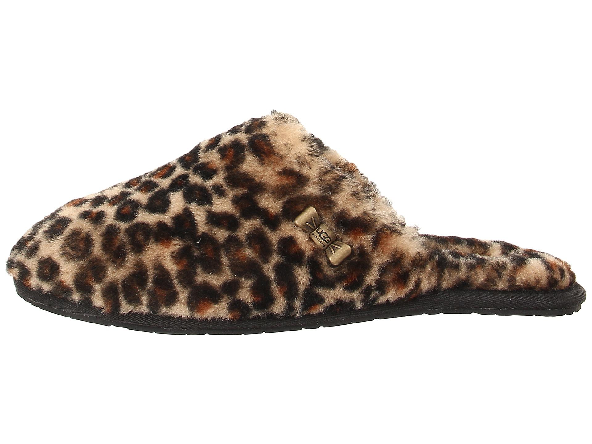 b8da0b51cdc4 Brown Leopard Uggs