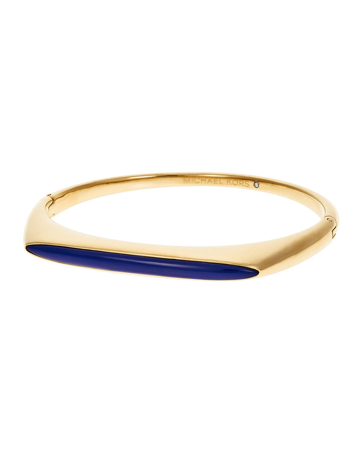 hinged bangles bangle gold bracelet hollow jewellery yellow plain bracelets image flat