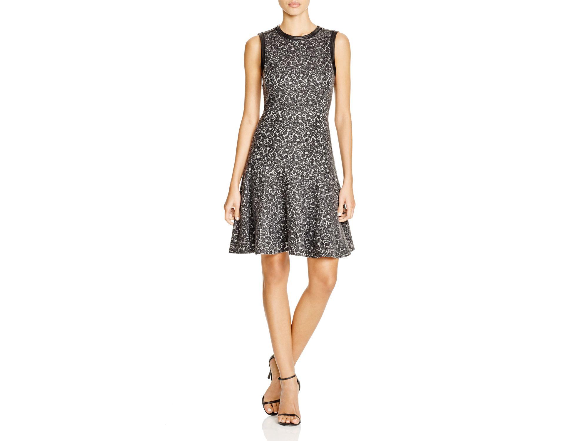 Rebecca taylor lace sheath dress