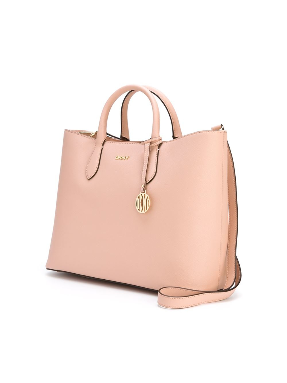 Dkny Classic Tote Bag in Pink | Lyst