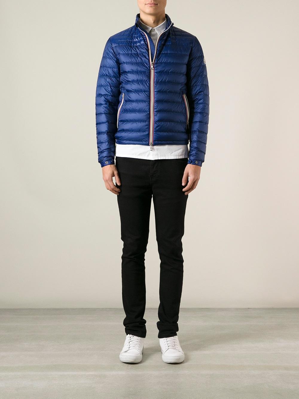 moncler down daniel jacket