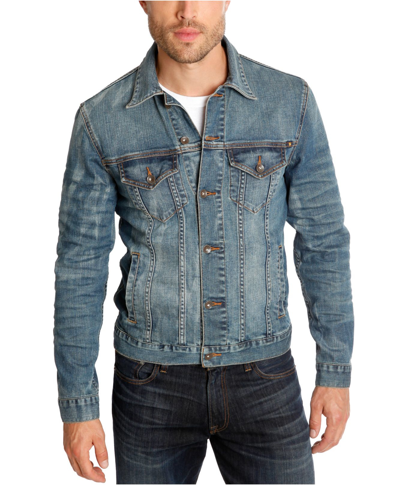 Mens Denim Blazers Jackets - Best Jacket 2017