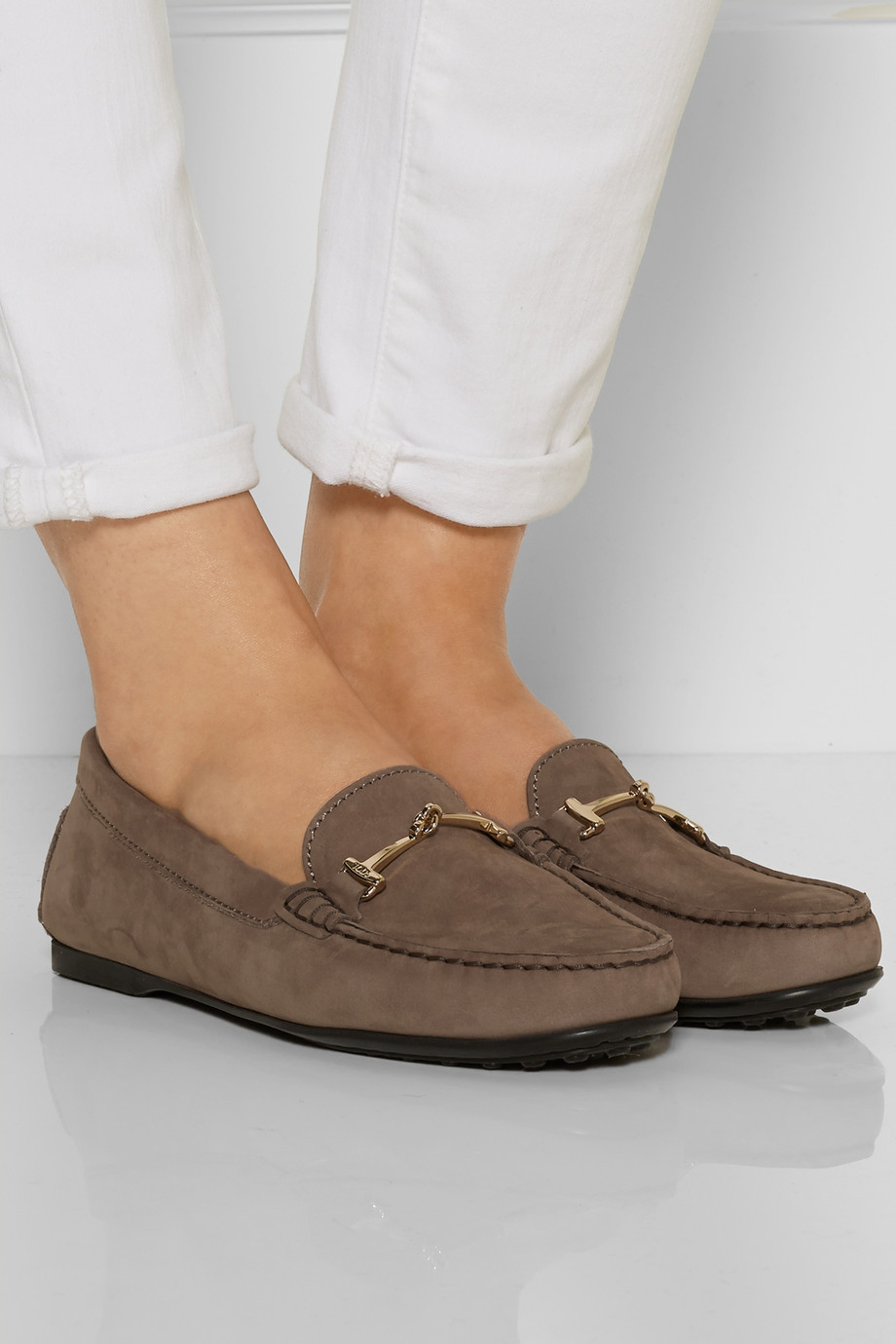 f61fbaf0067 Gallery. Previously sold at: NET-A-PORTER · Women's Tods Gommino