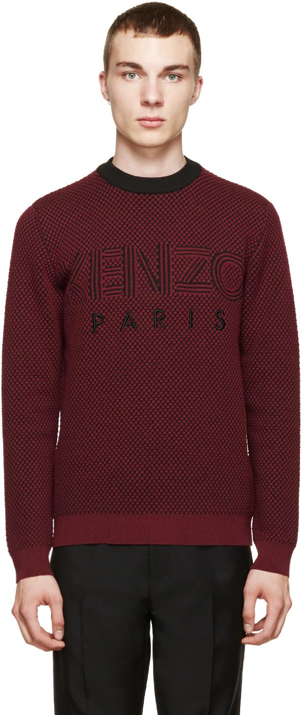 kenzo men sweaters. Black Bedroom Furniture Sets. Home Design Ideas