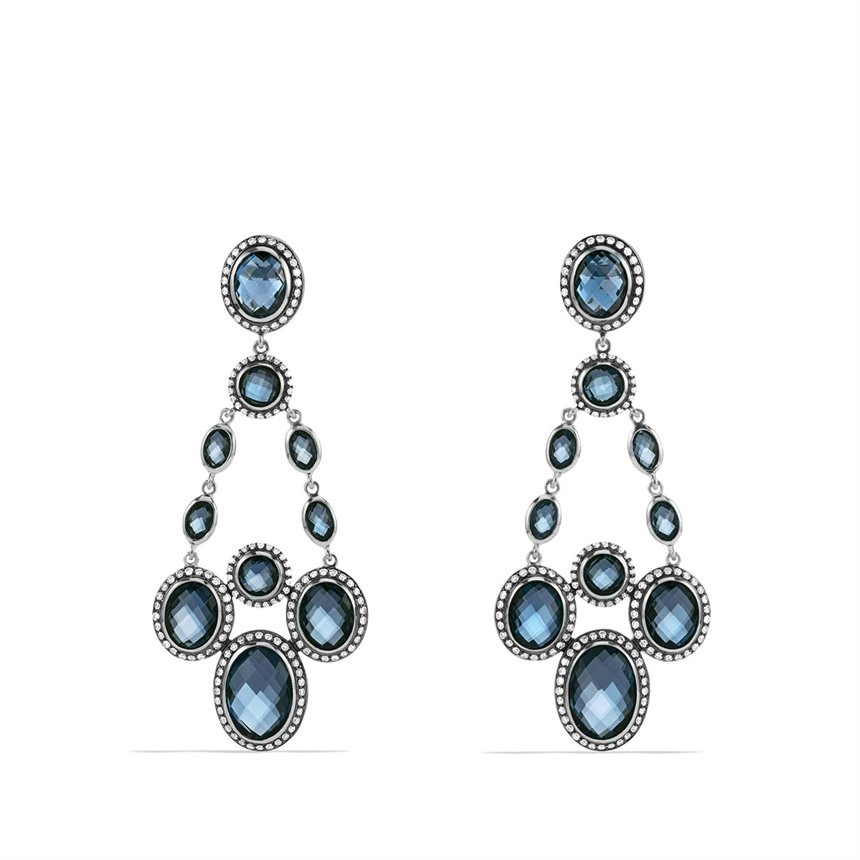 Lyst david yurman renaissance chandelier earrings with hampton gallery aloadofball Image collections