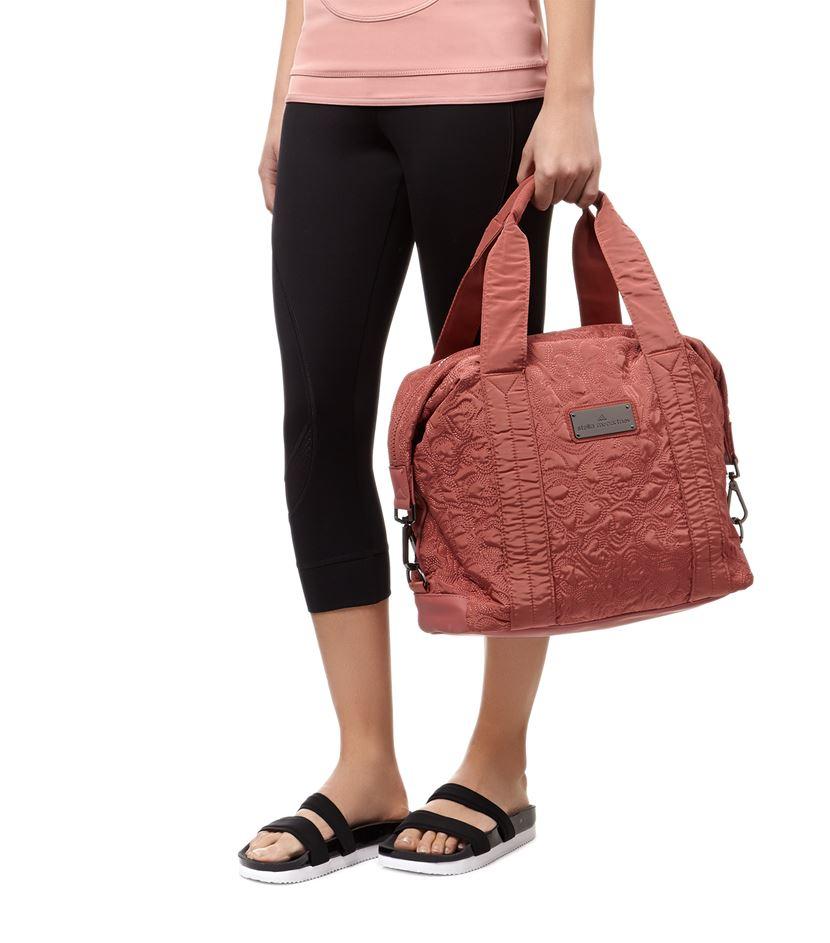 d6dda87ea28 ... Adidas By Stella McCartney - Pink Small Gym Bag - Lyst low priced 0f434  e7b4d ...