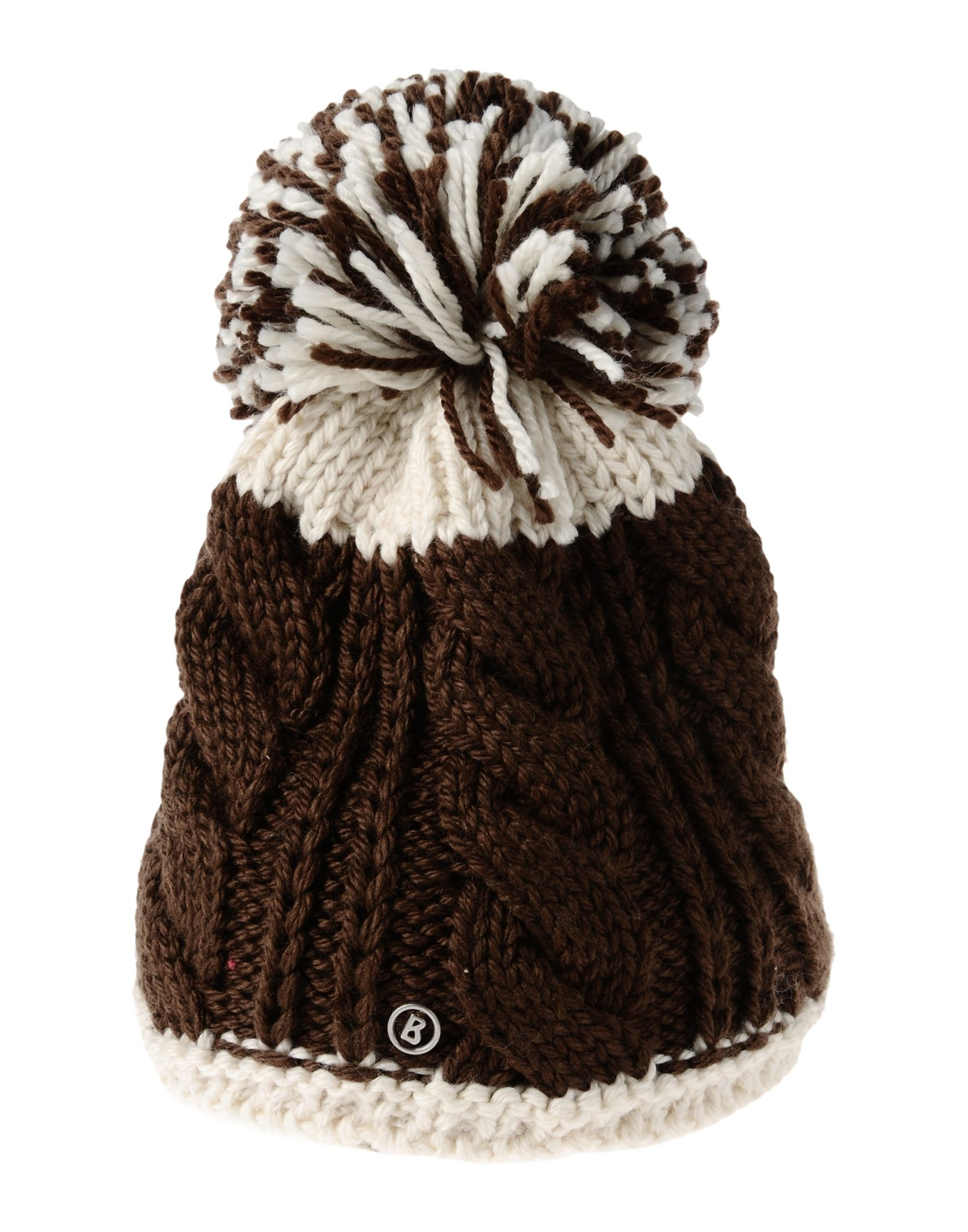 af38a7e56f1 Lyst - Bogner Hat in Brown