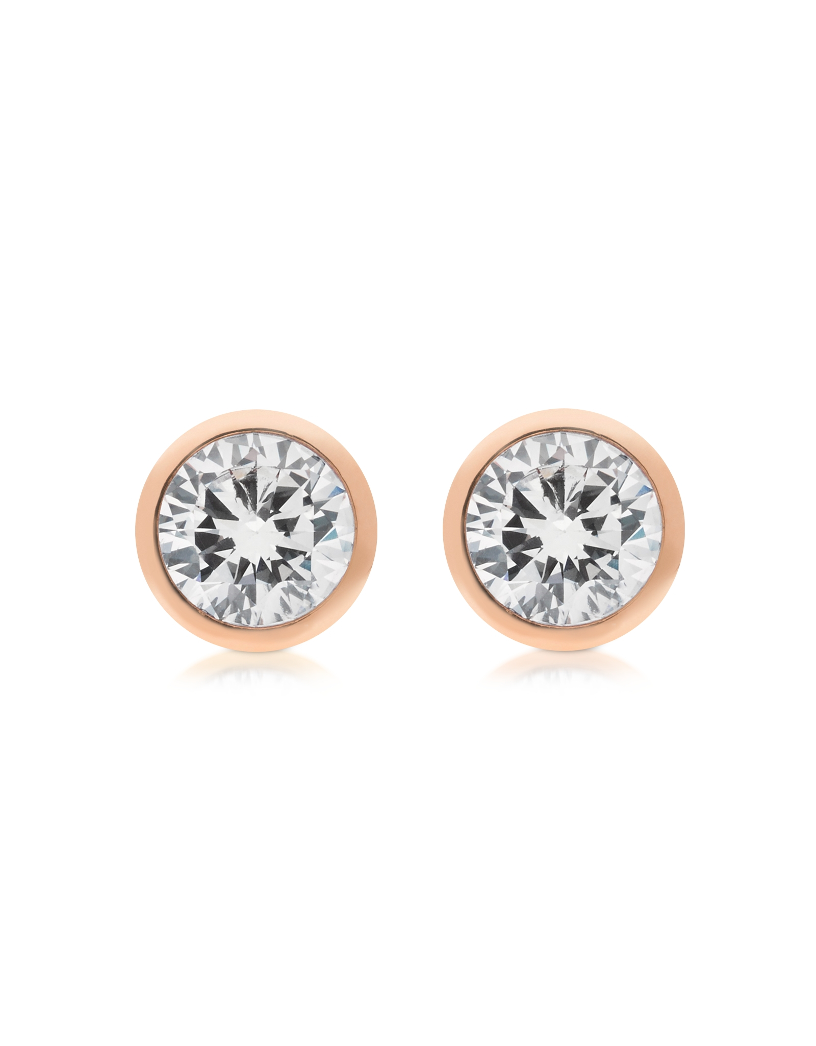 c249ef448120a Michael Kors Brilliance Rose Gold Earrings - The Best Produck Of Earring