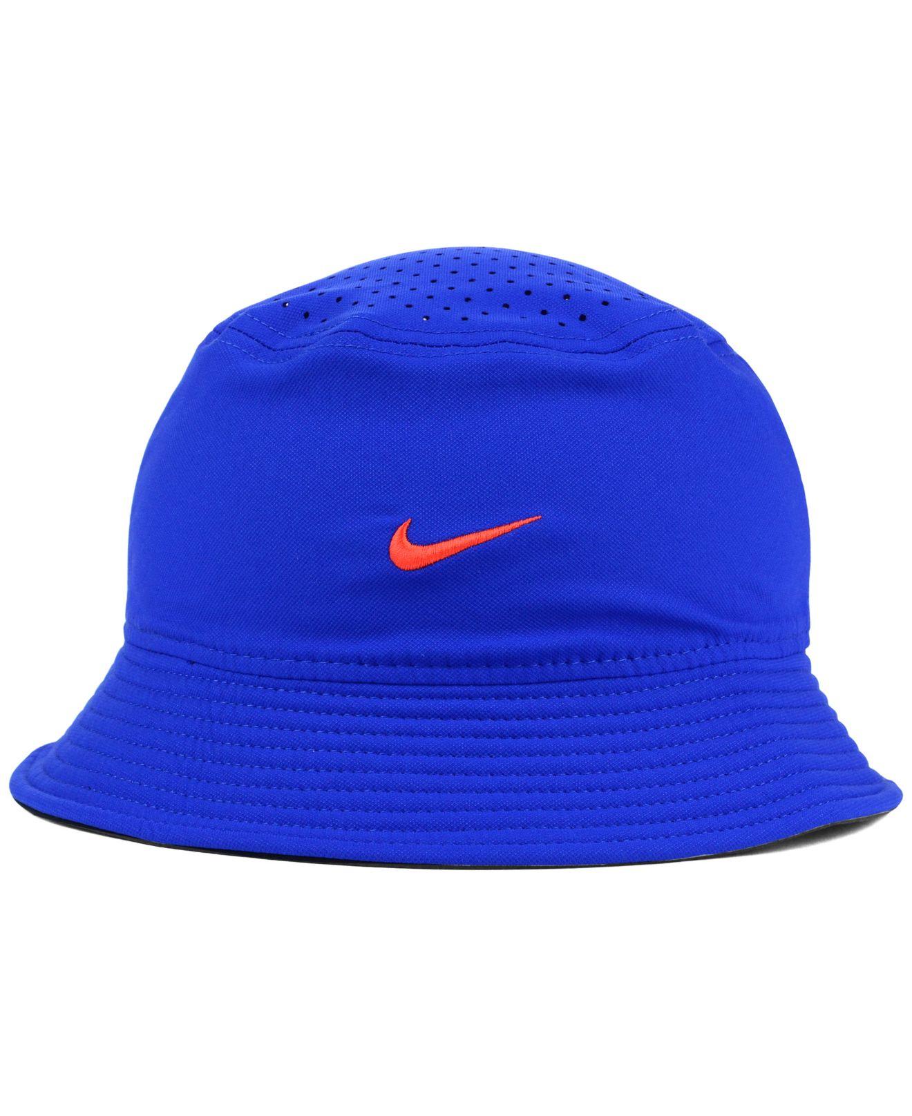 Lyst - Nike Florida Gators Vapor Bucket Hat in Blue for Men d4263405faa
