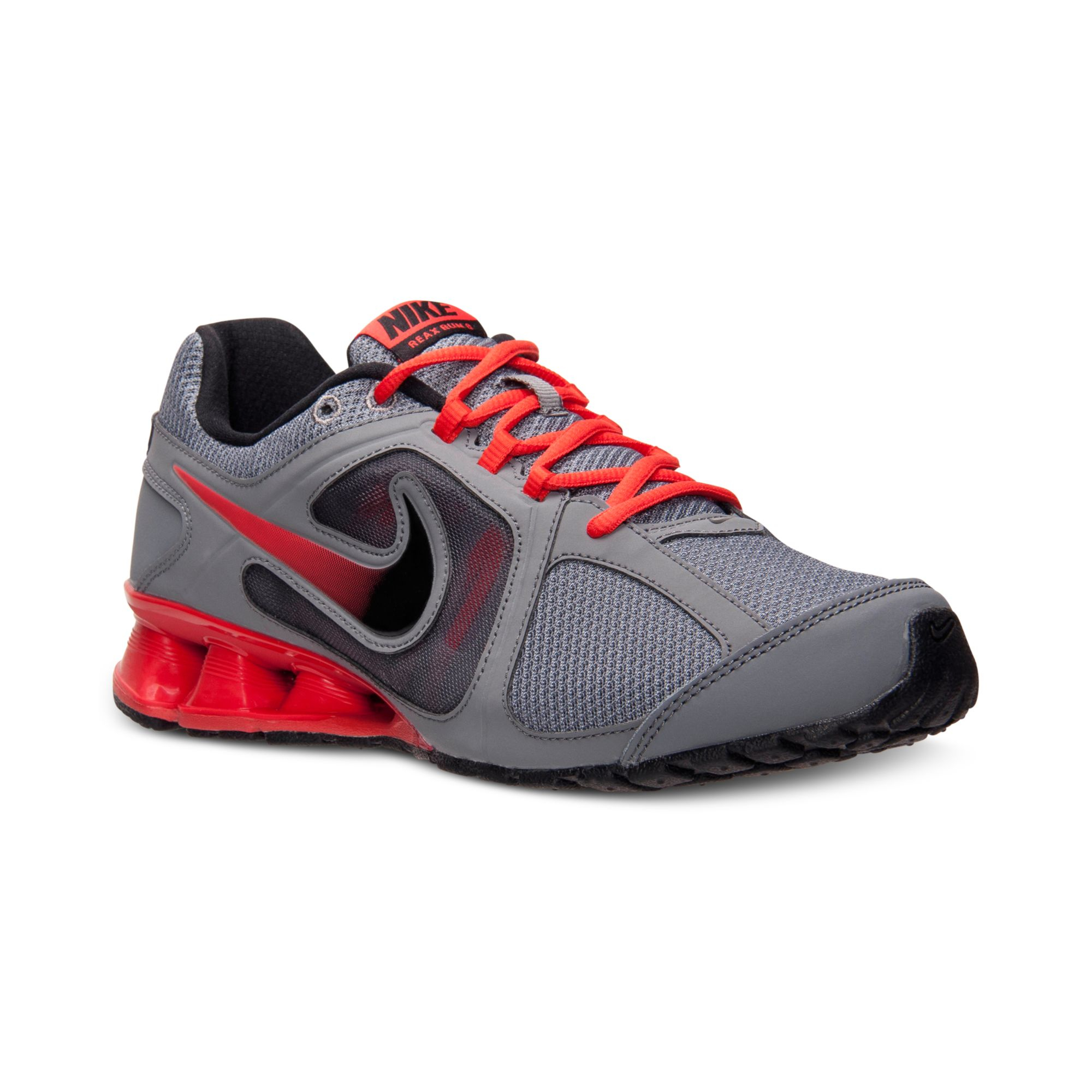 Nike Mens Reax Run 8 Running Sneakers From Finish Line In