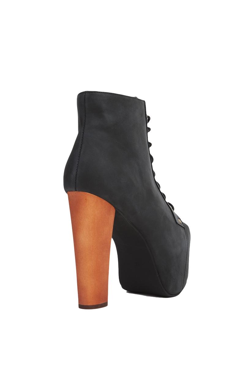Black Jeffrey Campbell Lita Shoes