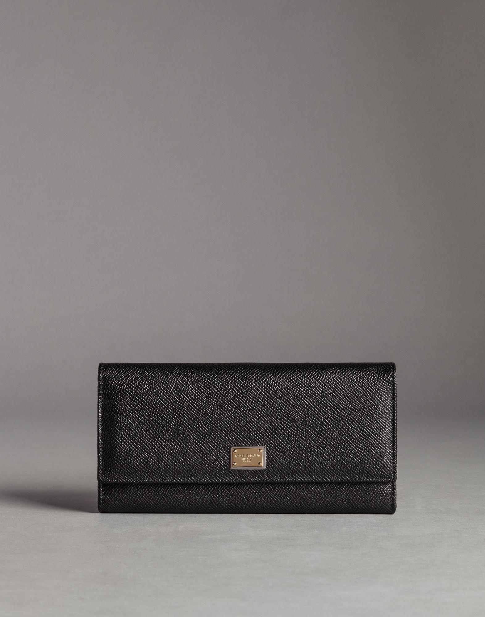 Dolce & Gabbana Continental wallet r1ovn