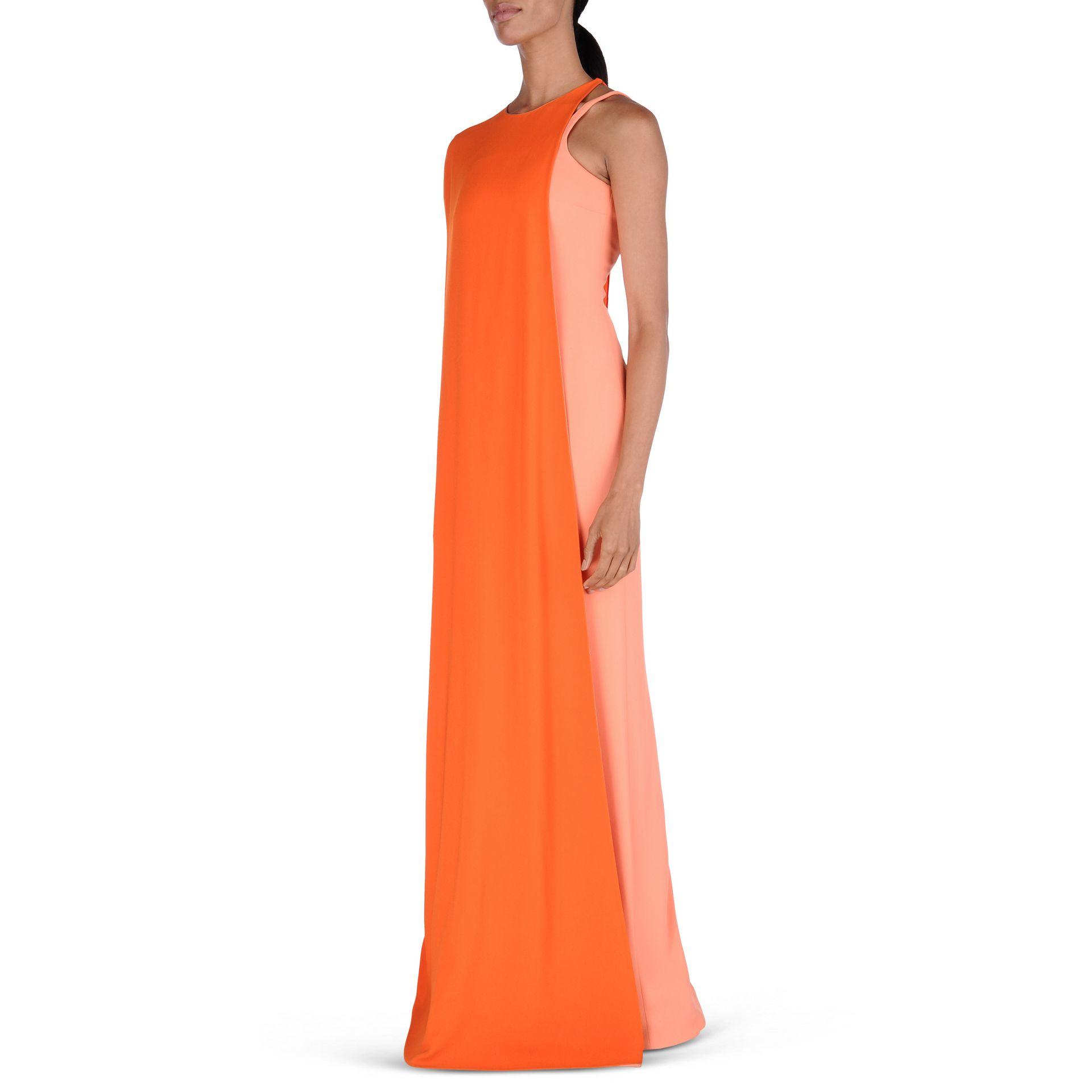 Stella McCartney Orange Dress