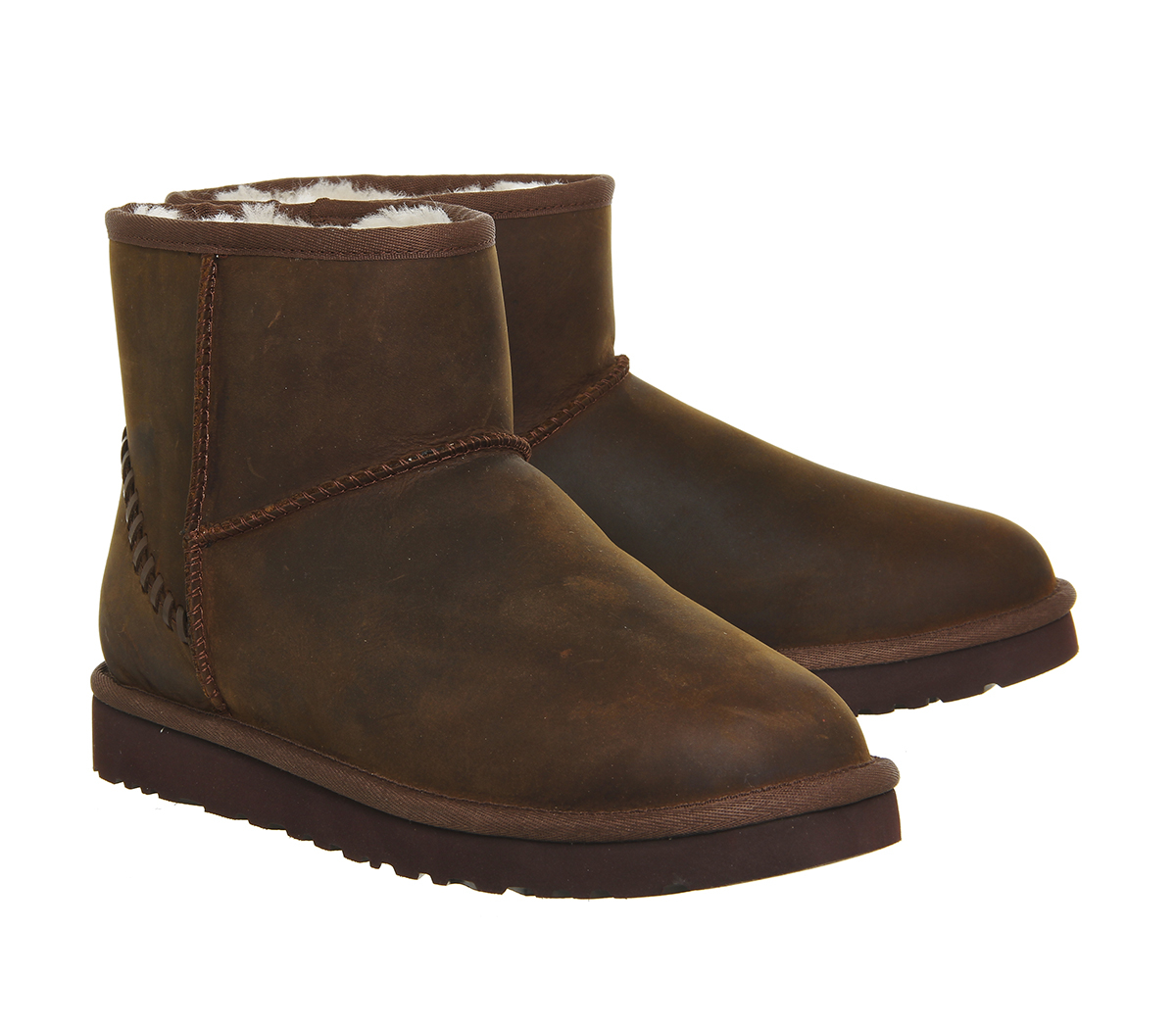 ugg classic mini deco boot in brown for men lyst. Black Bedroom Furniture Sets. Home Design Ideas
