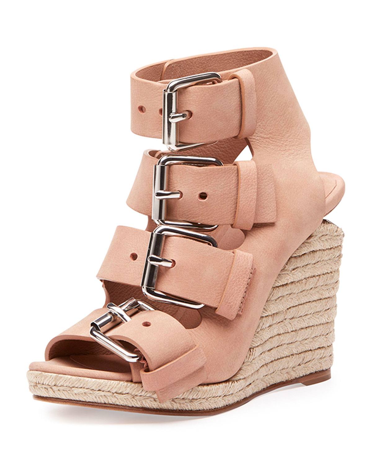 Alexander Wang Patent Leather Slide Wedges free shipping real free shipping best sale Dduw3aX6WL