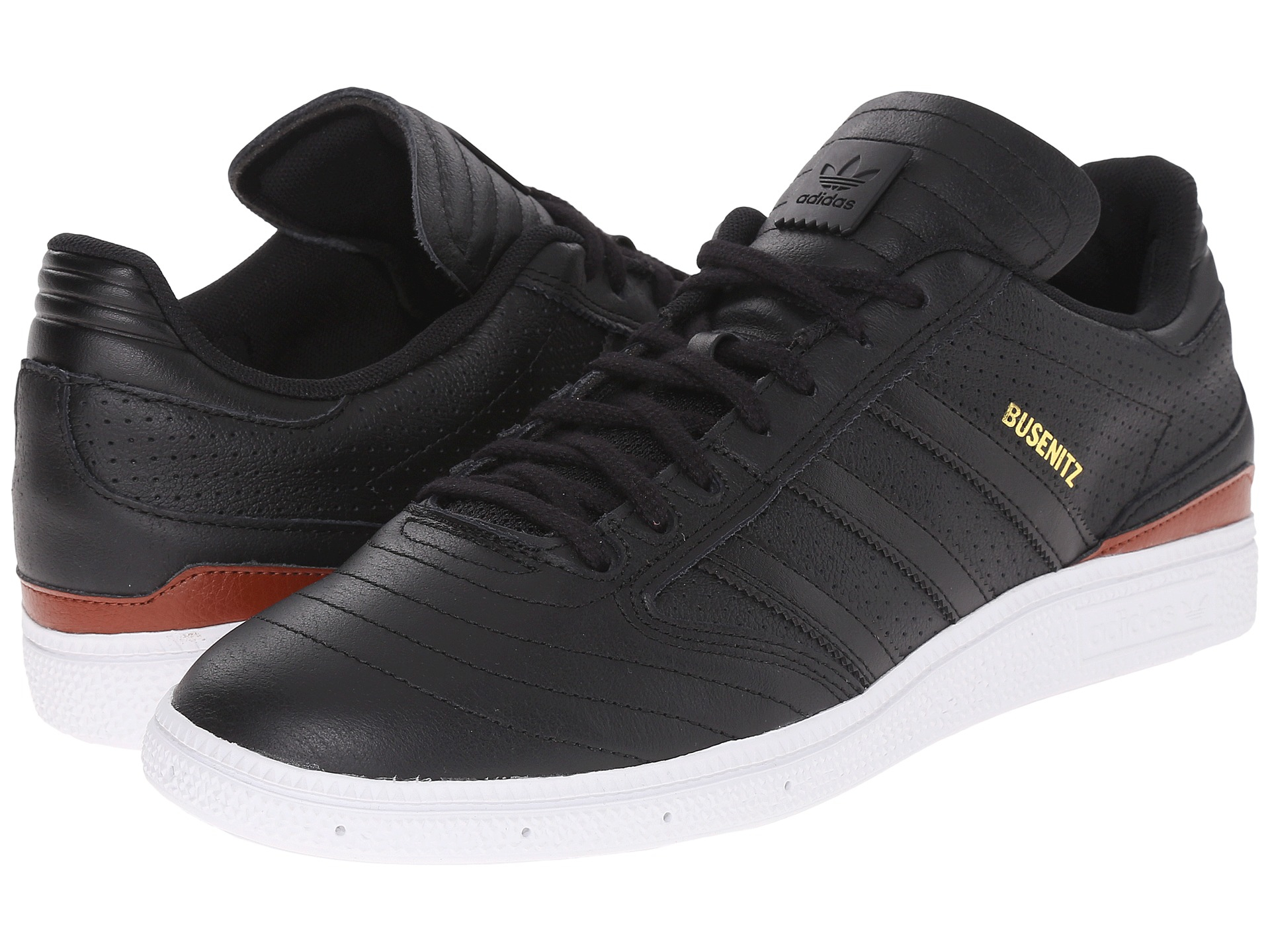 purchase cheap f541d a2f1e Lyst - adidas Originals Busenitz Classified in Black for Men