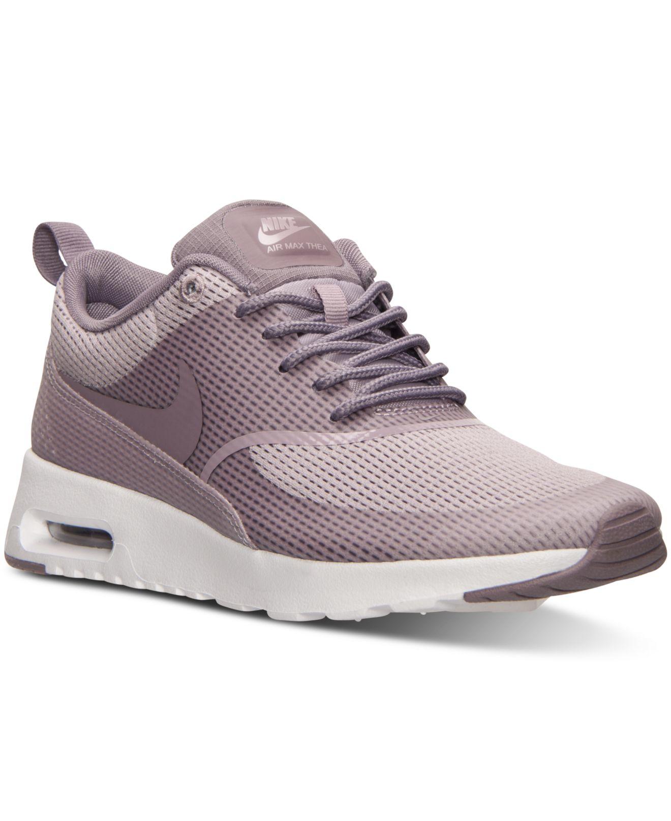 Running dames van voor Finish Thea Max Running Nike Lyst Air Sneakers qgIHHT