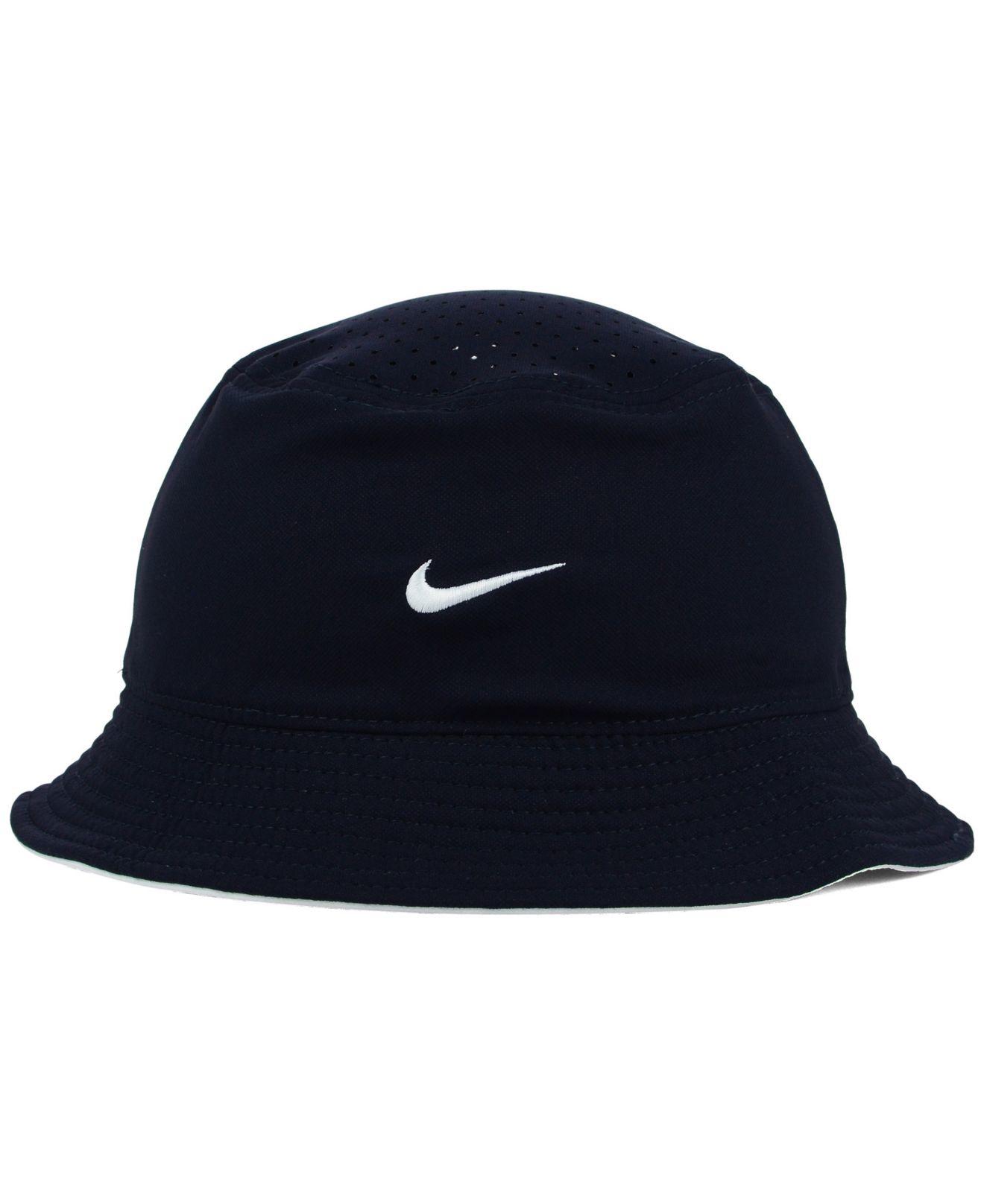 Lyst - Nike New York Yankees Vapor Dri-fit Bucket Hat in Blue for Men 67313dbabd1