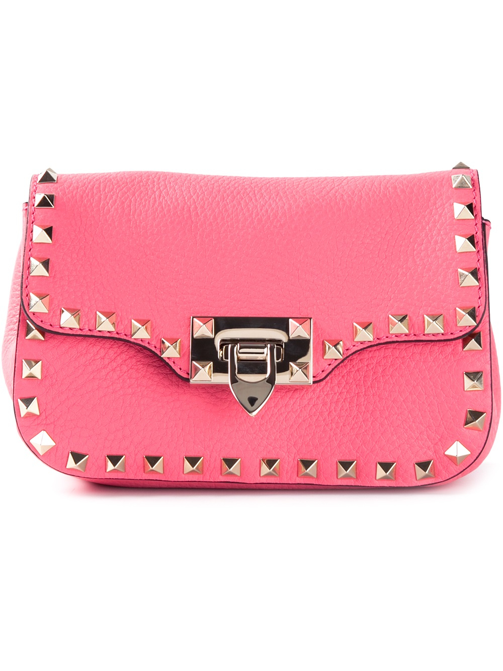 Gallery. Previously sold at  Farfetch · Women s Valentino Rockstud Bags ... cb8d6a184034a