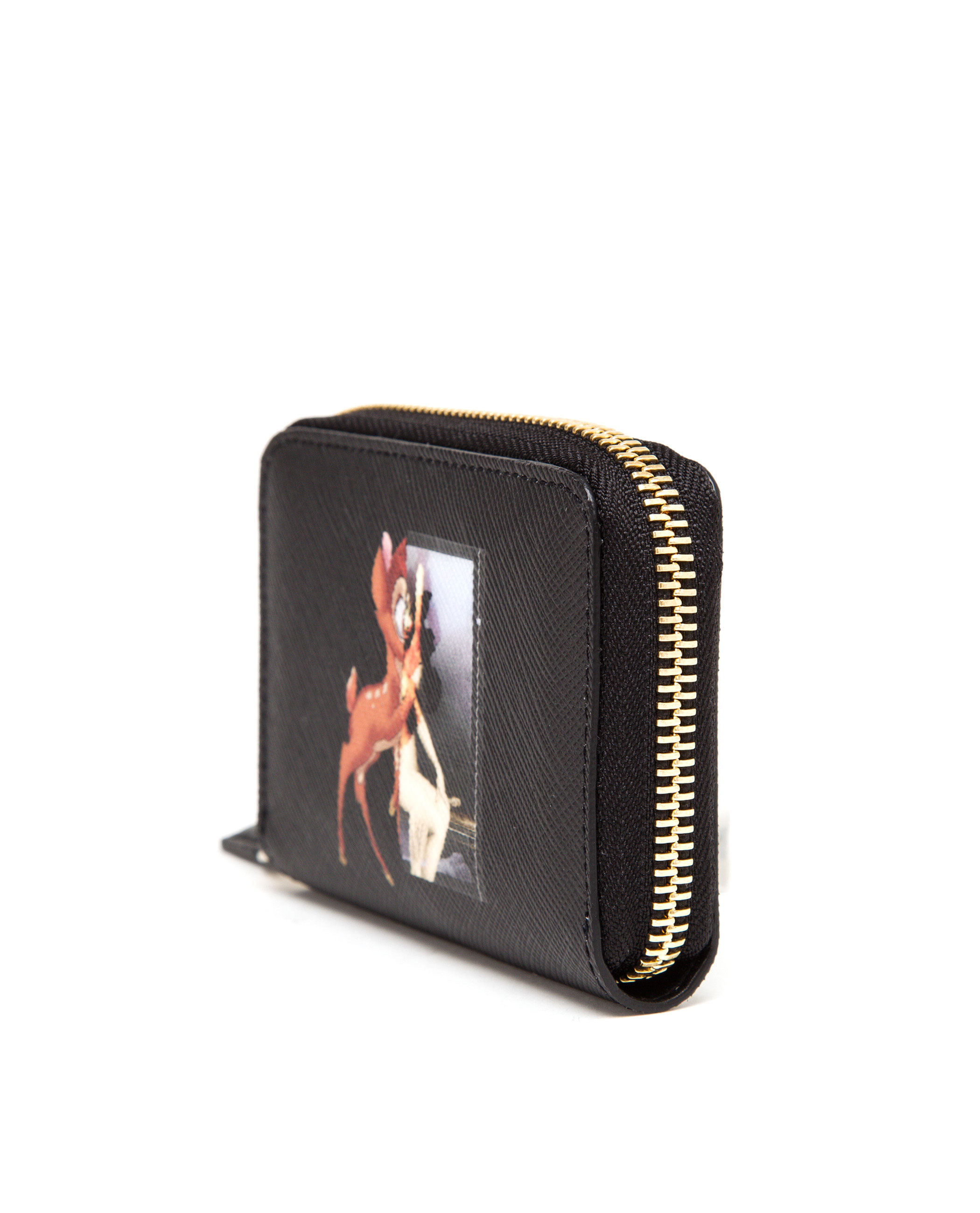 24c8cedacd Givenchy Bambi Coin Purse In Gray Lyst. Givenchy Mini Bambi Wallet In Black  Lyst