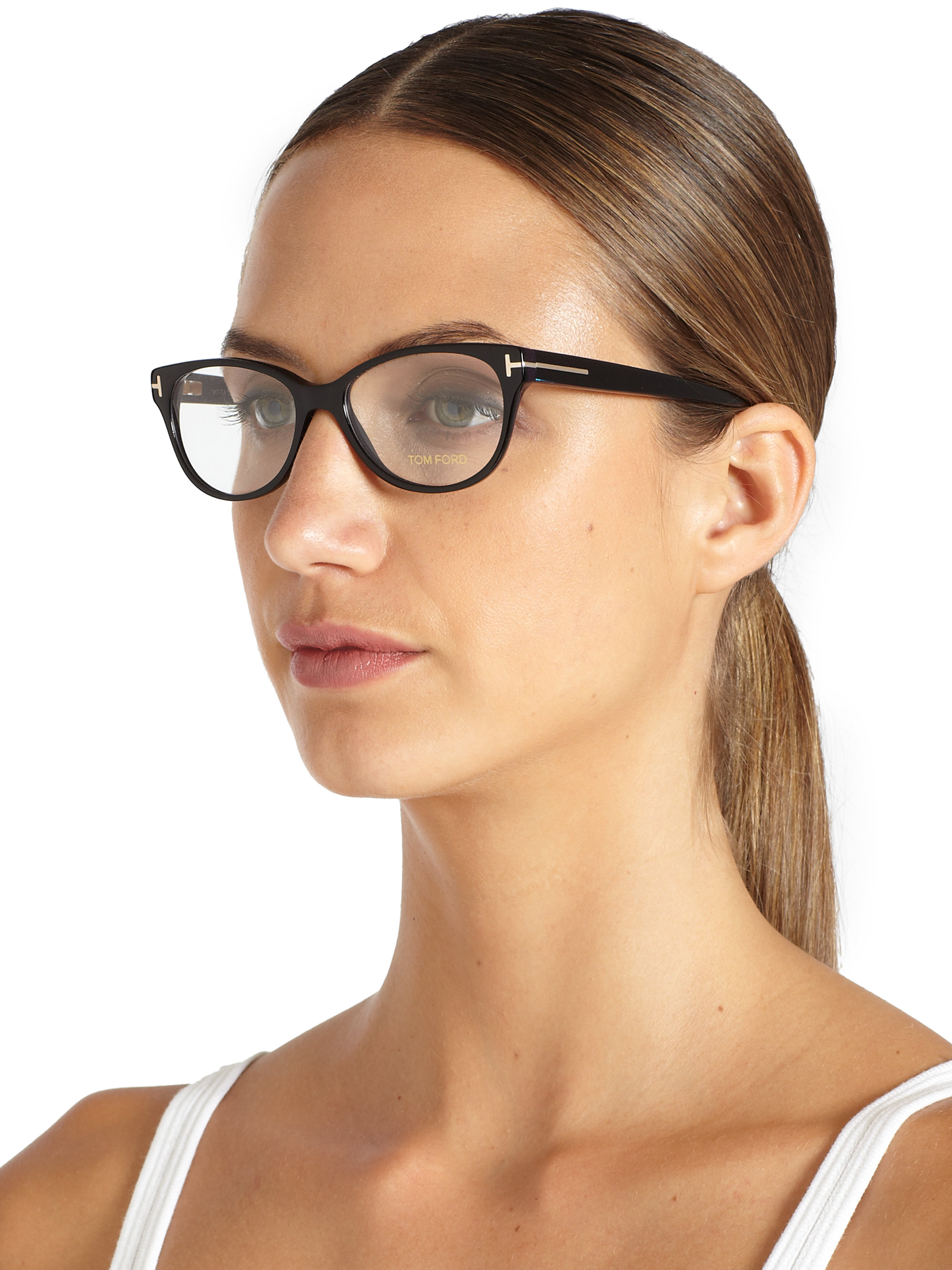 tom ford eyewear black cats eye optical glasses product 1 25536630 1. Cars Review. Best American Auto & Cars Review