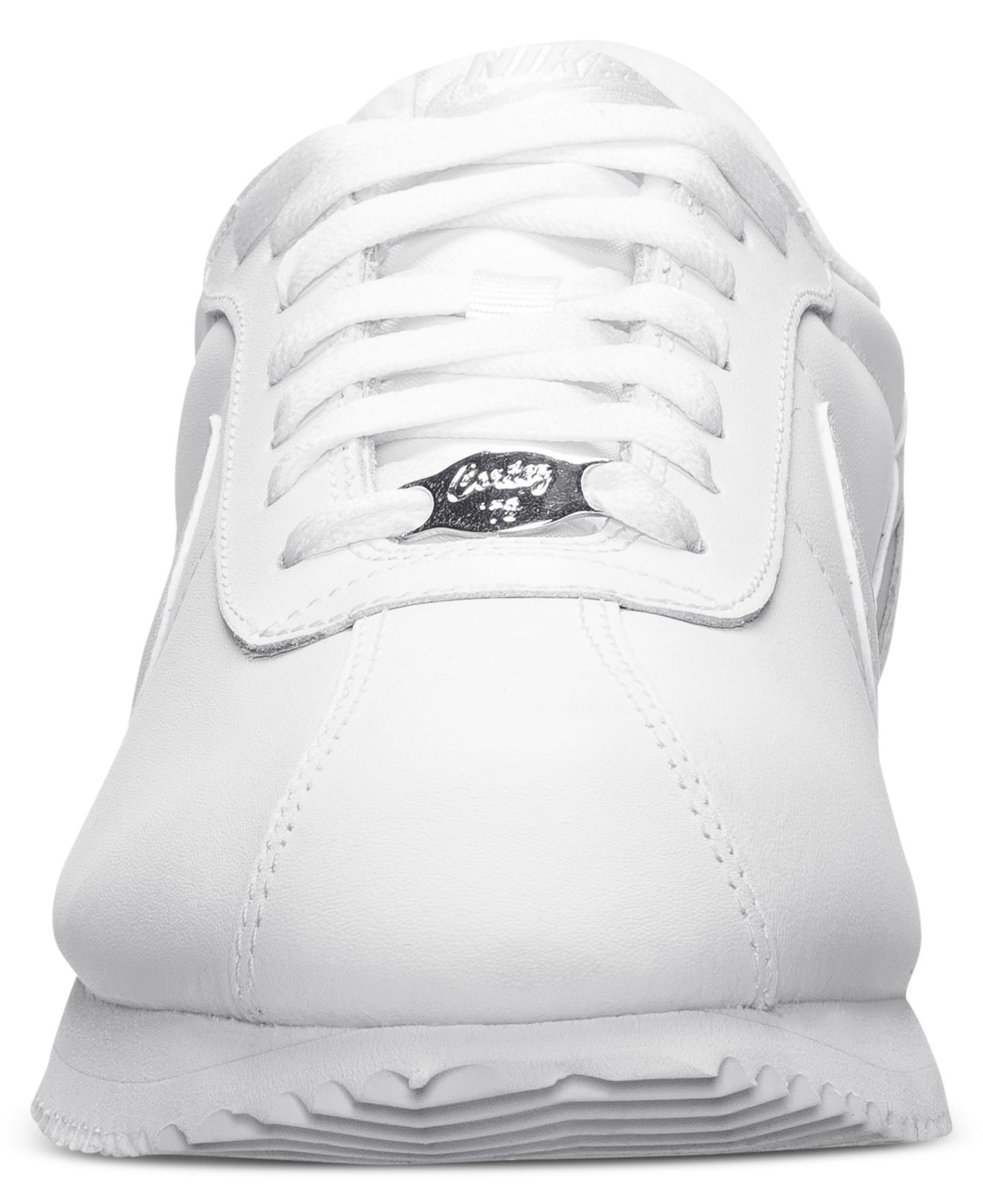Lyst Nike Men S Cortez Basic Leather Casual Sneakers From Finish