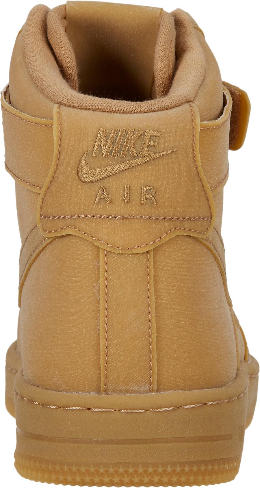 Nike Brown Air 1 Hightop Downtown Gum Force Sneakers Hi In Lyst 54LAj3qR