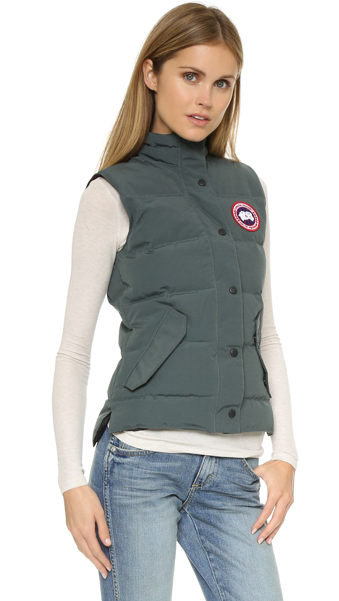Canada Goose' Freestyle Slim Fit down vest