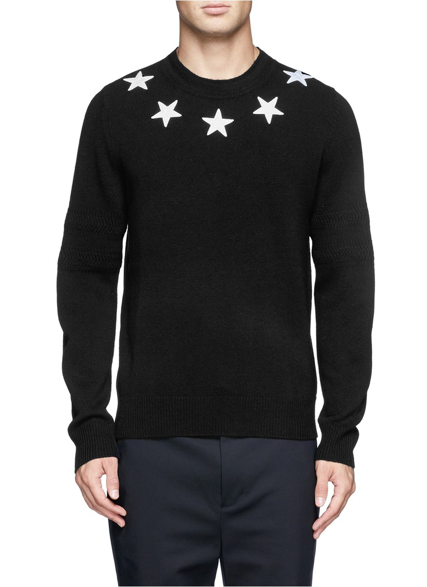 Find black sweater with white stars at ShopStyle. Shop the latest collection of black sweater with white stars from the most popular stores - all in.