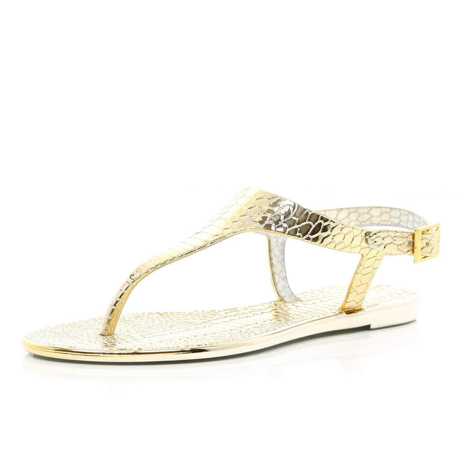 Black jelly sandals river island - Gallery Women S Gold Sandals Women S Red Jelly