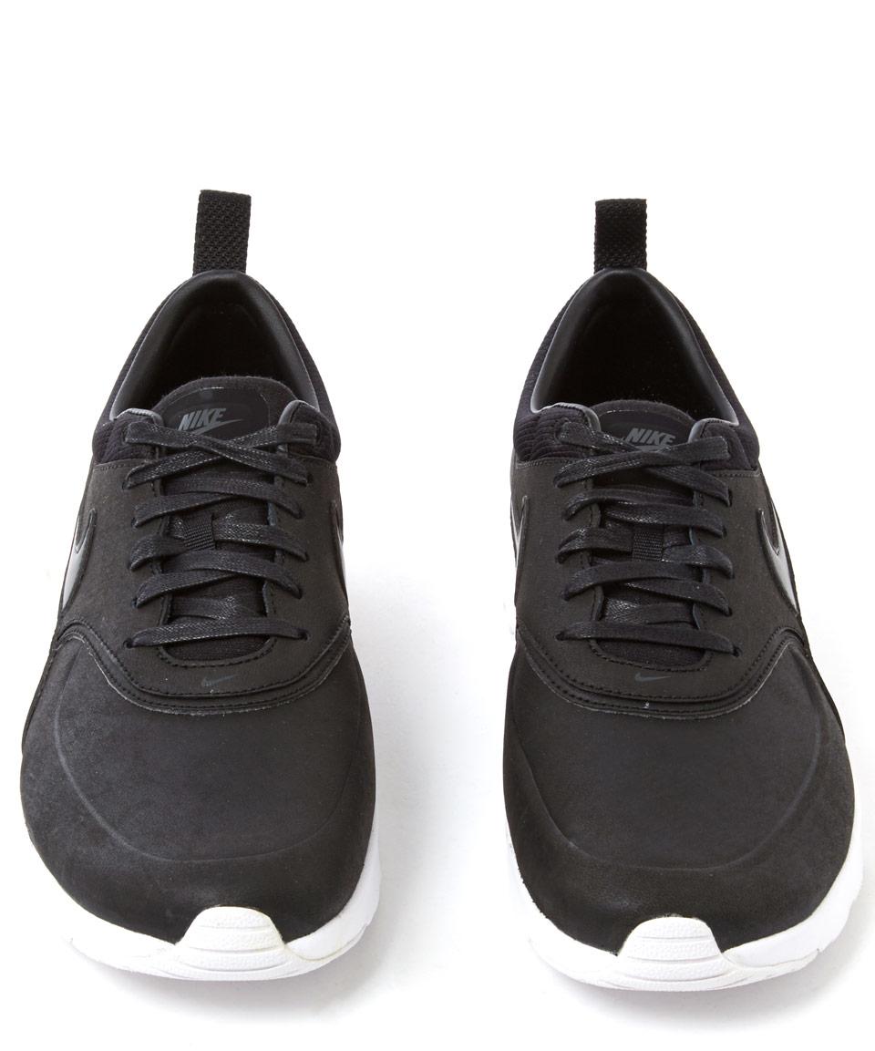 Nike Air Max Thea Black Leather