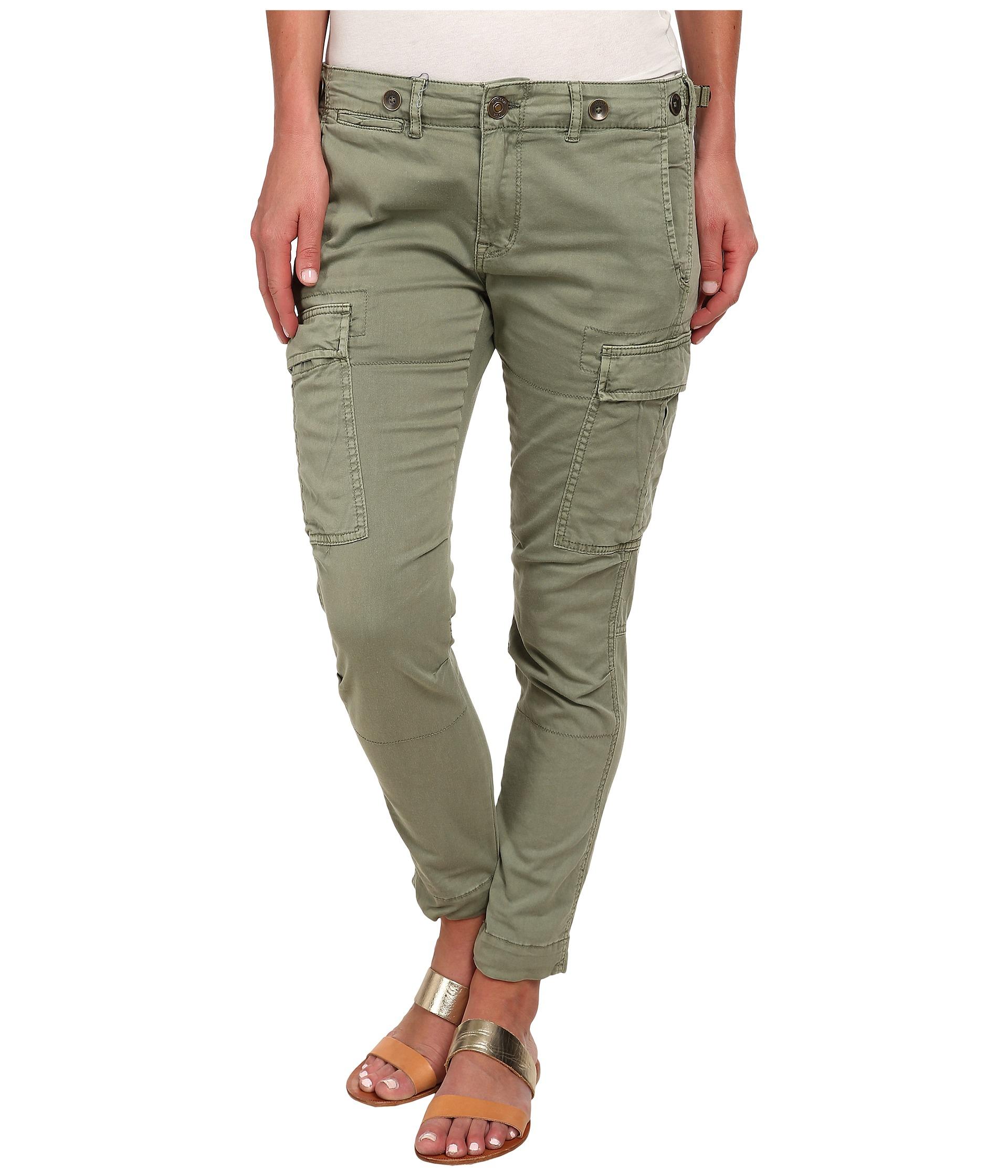 Perfect  Taverniti Vintage Army Green Skinny Cargo Pants  Women  Zulily