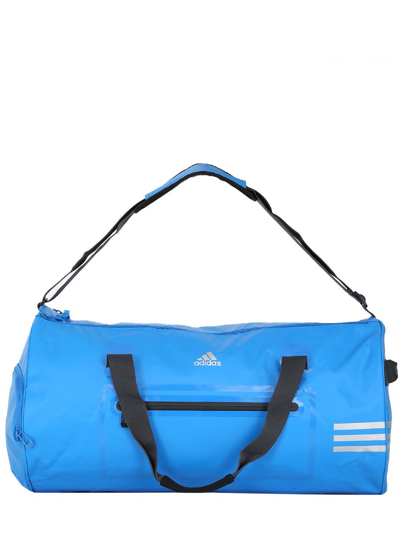 367360ead9ce Lyst - adidas Originals Water Repellent Coated Nylon Duffle Bag in ...