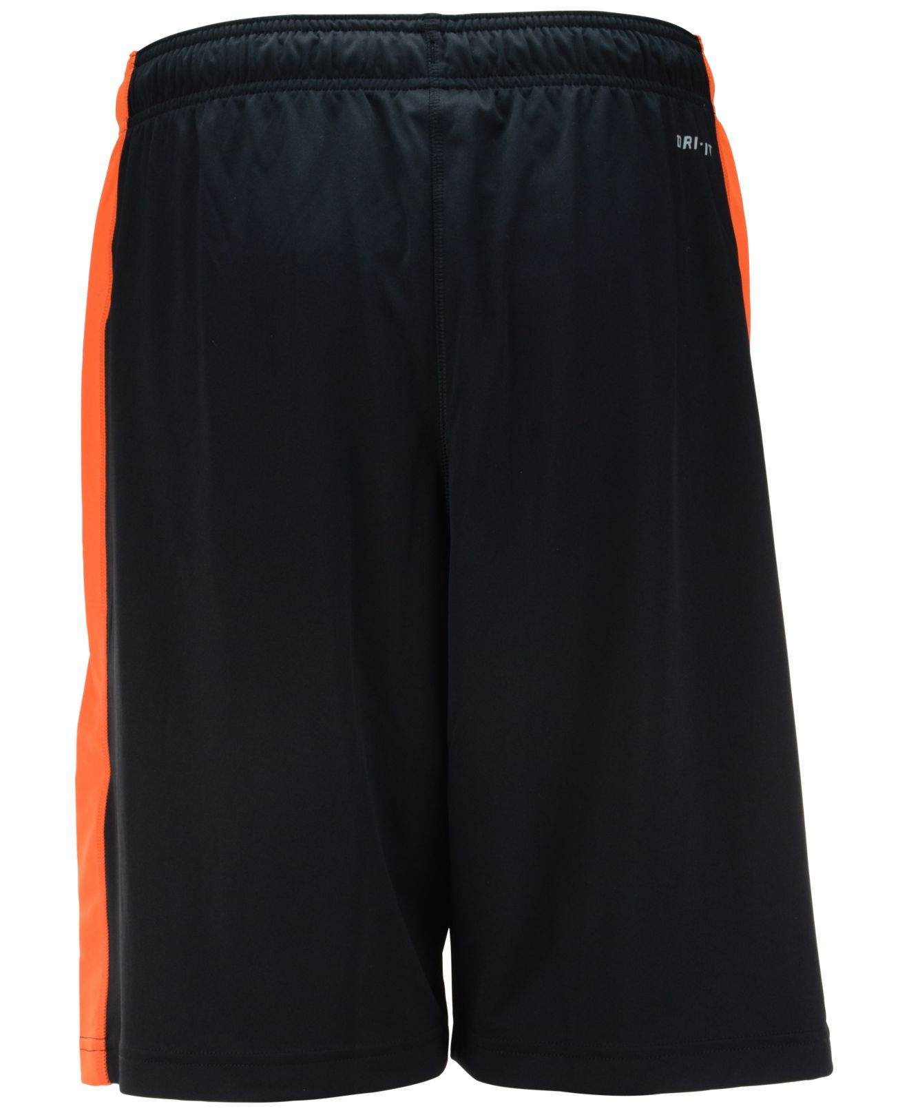 Lyst - Nike Men's Baltimore Orioles Fly Shorts in Black ...