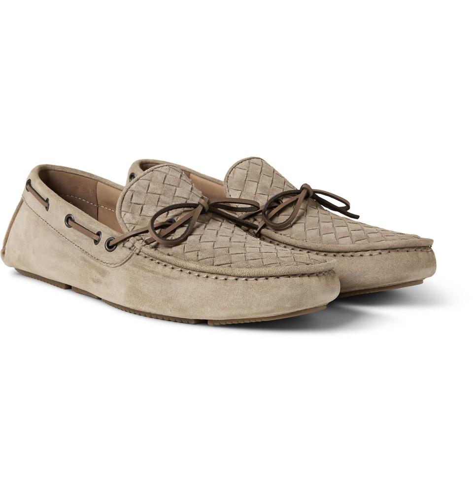 Topman Blue Suede Shoes
