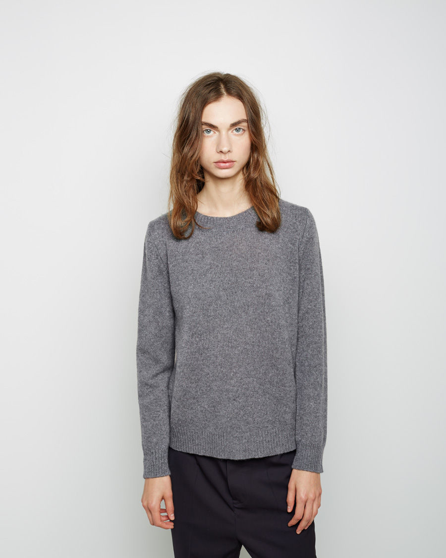 Sofie d'hoore Must Cashmere Sweater in Gray for Men