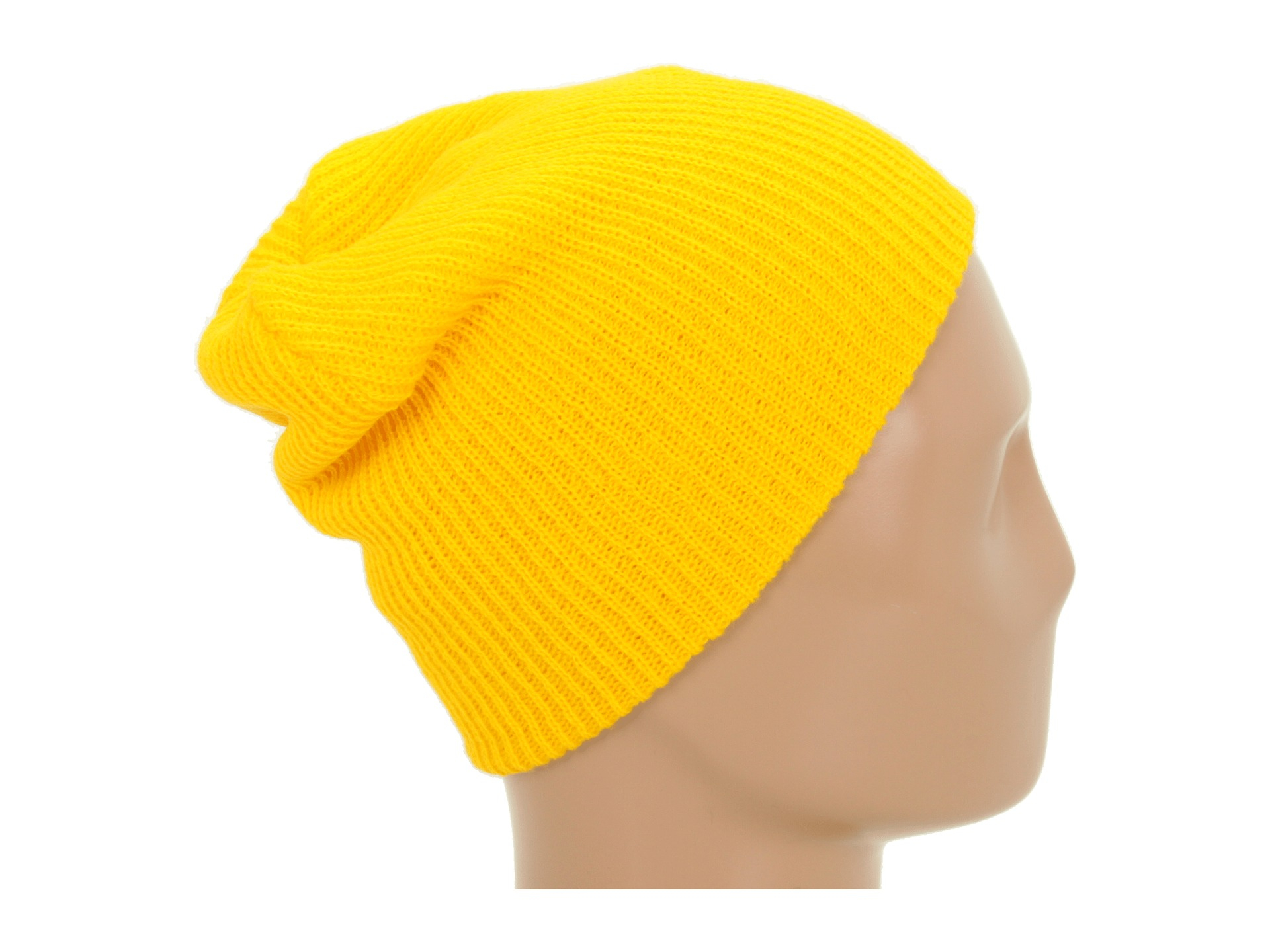 85e872679a8 Lyst - Neff Daily Beanie in Yellow