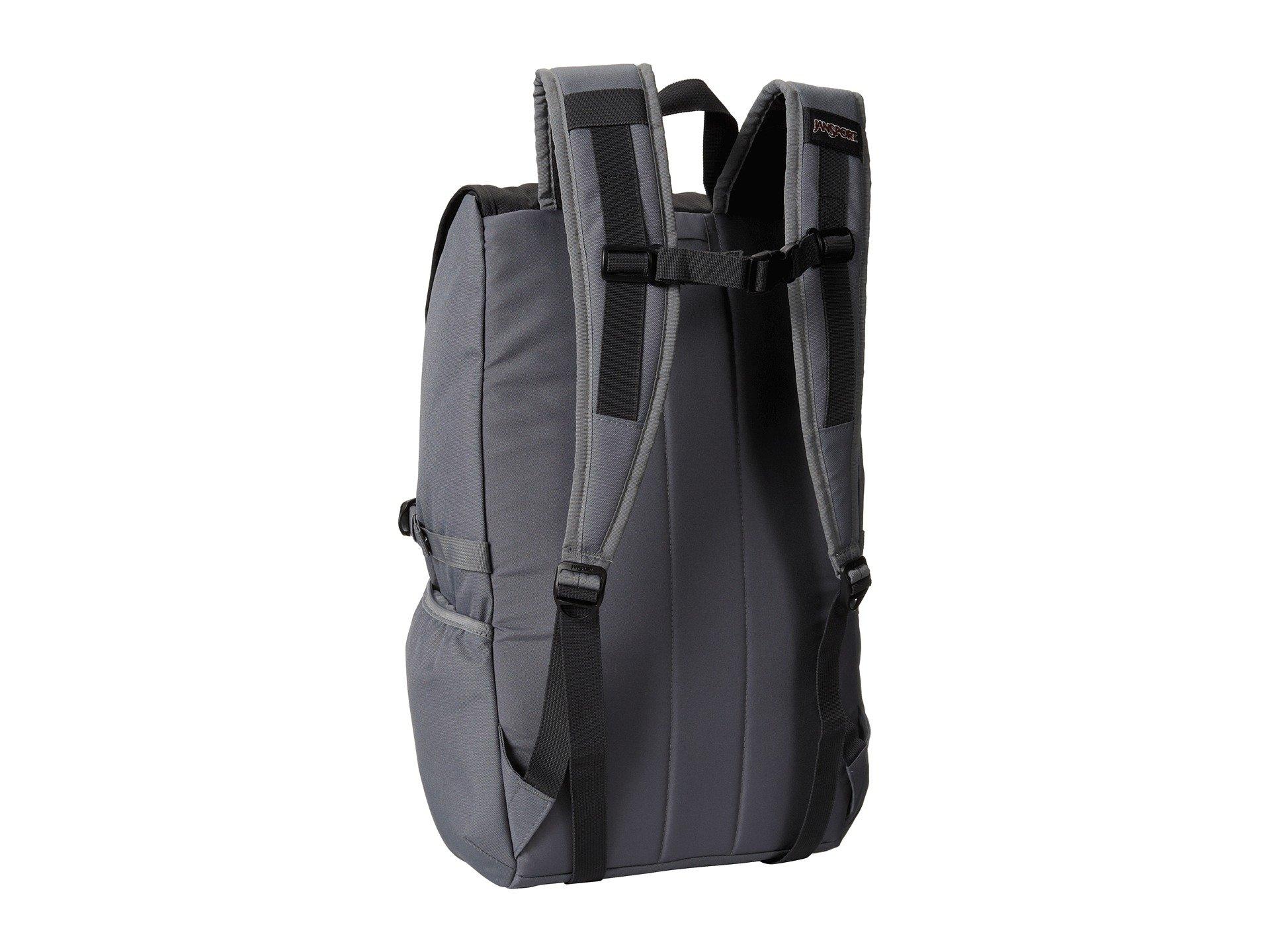 Jansport Hatchet Backpack in Gray for Men | Lyst