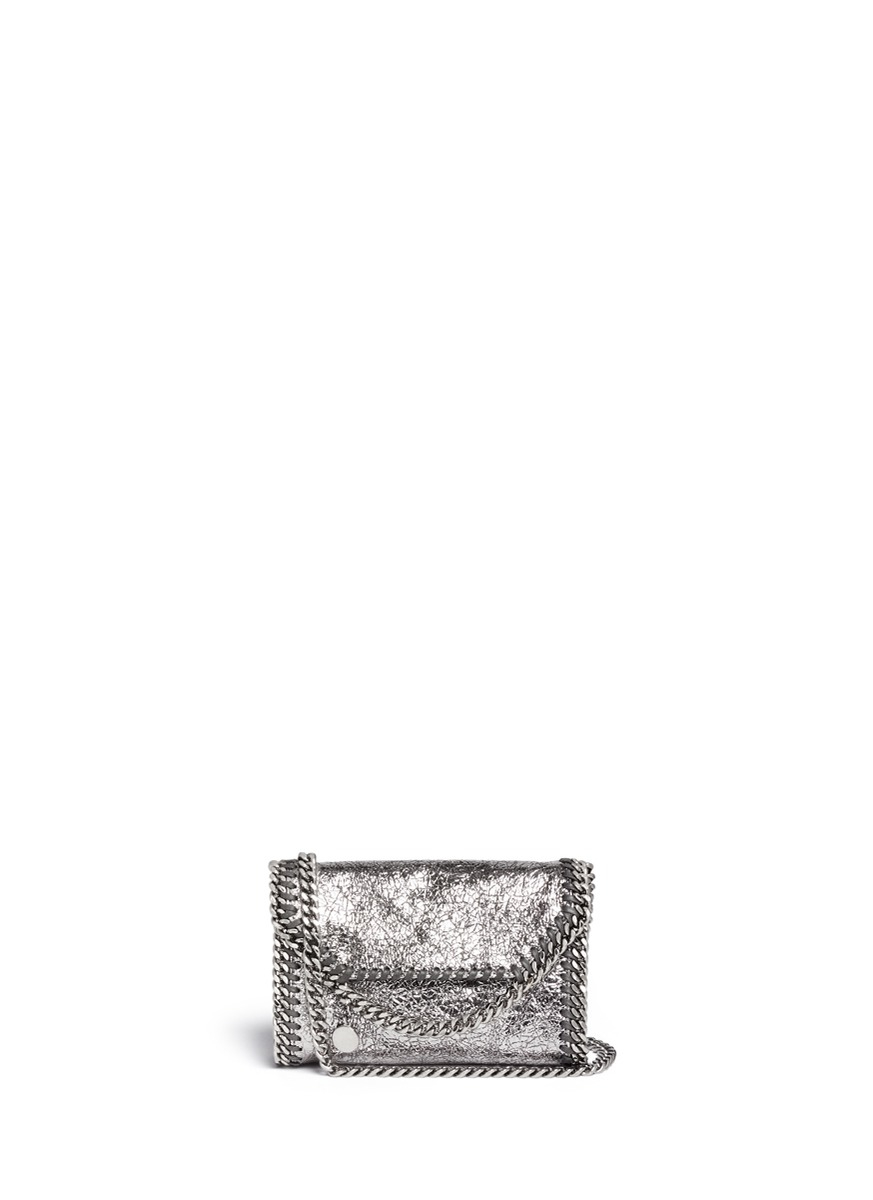 81bde15008d8 Gallery. Previously sold at  Lane Crawford · Women s Stella Mccartney  Falabella Women s Leather Bags ...