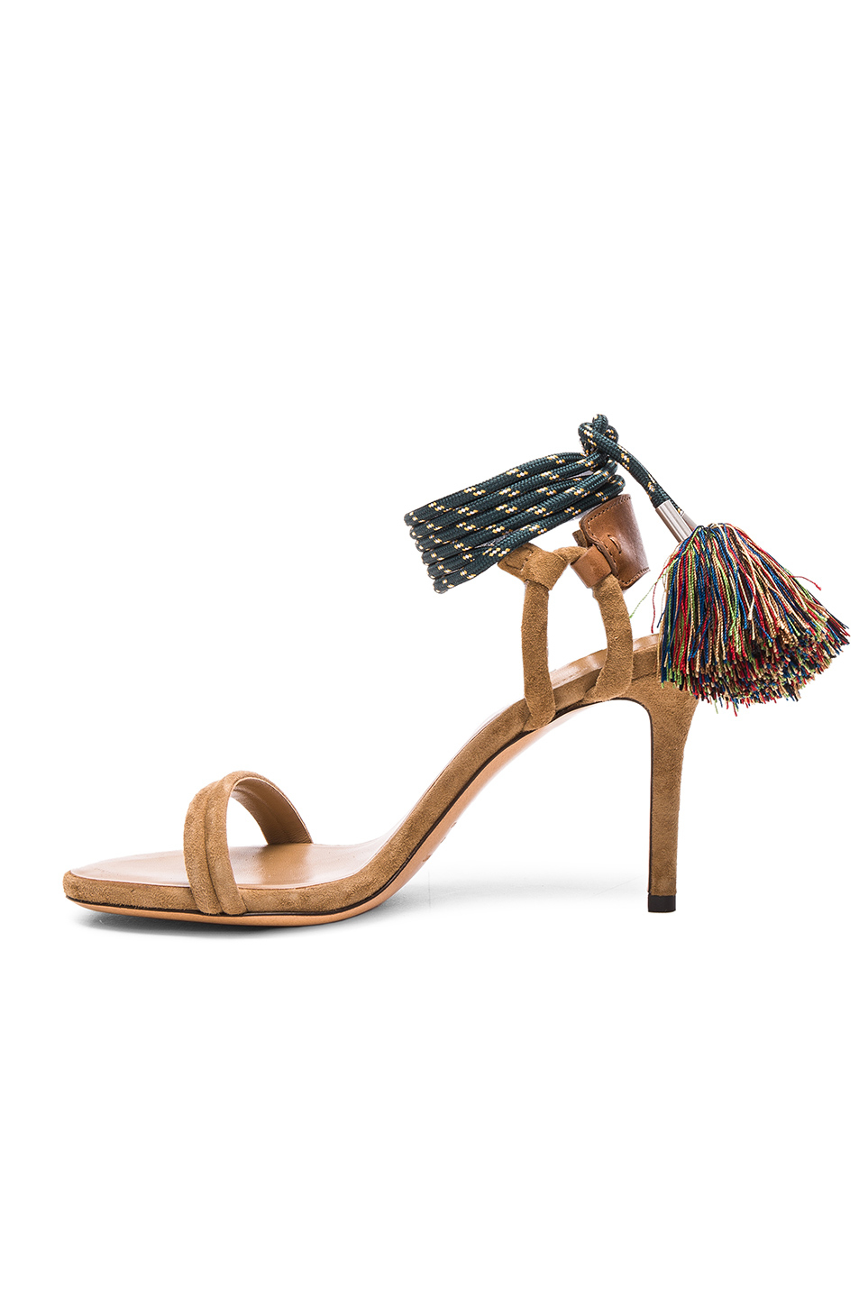 Isabel Marant Aura Wraparound Sandals free shipping great deals OQck77GyB