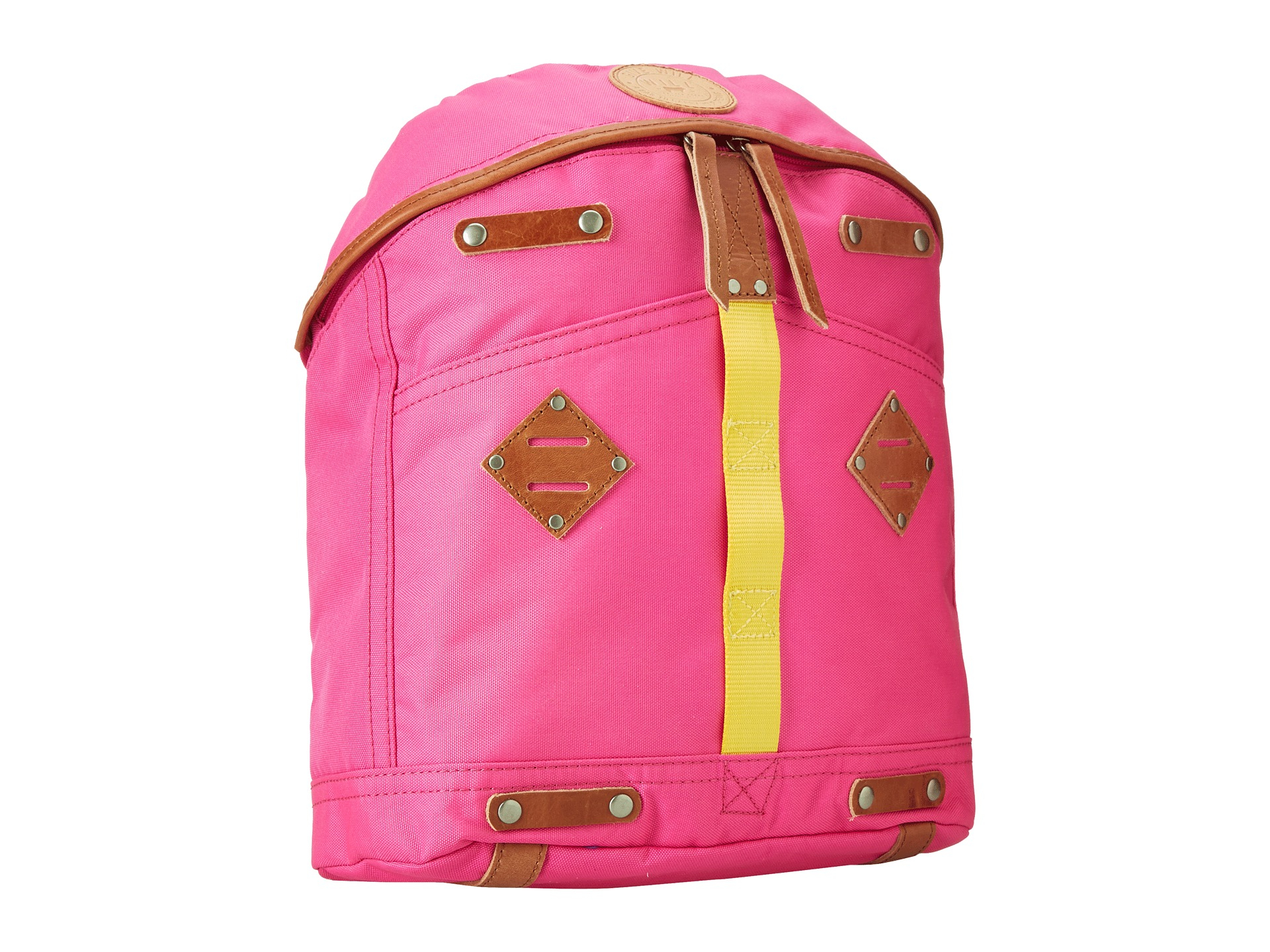 Lyst - Will Leather Goods Give Will Small Backpack in Pink dd889ffc835d