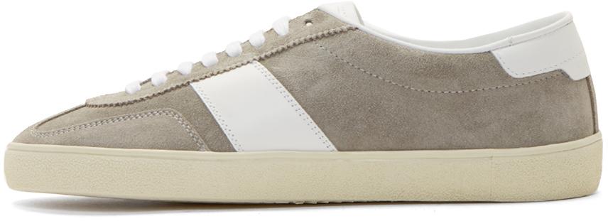 Saint Laurent Classic Court Suede Sneakers njwWM