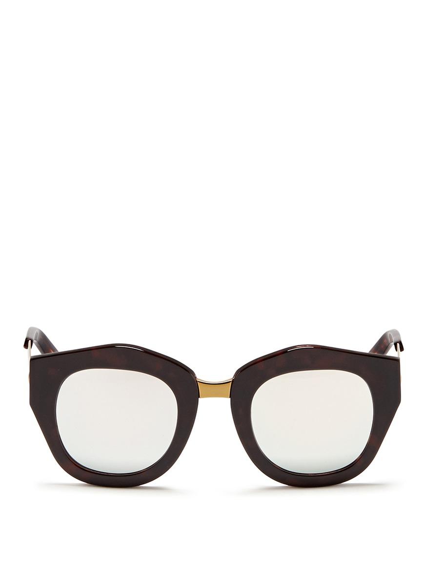 9e39fdac6c6276 Spektre Sunglasses Mon Amour Round Frame « Heritage Malta