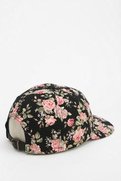 Vans Snapback Floral Obey Floral Snapback Hat
