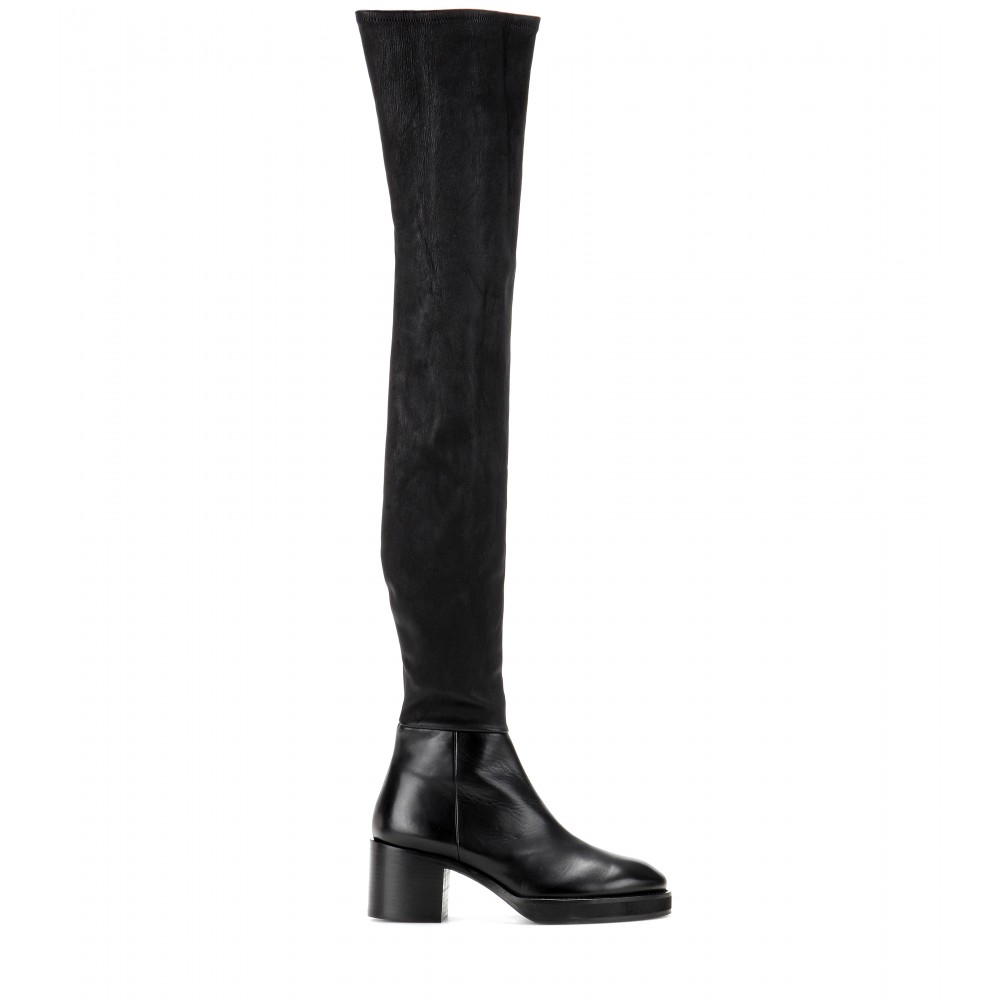 Clearance Order Sonny leather over-the-knee boots Acne Studios Pictures Online PAeQN