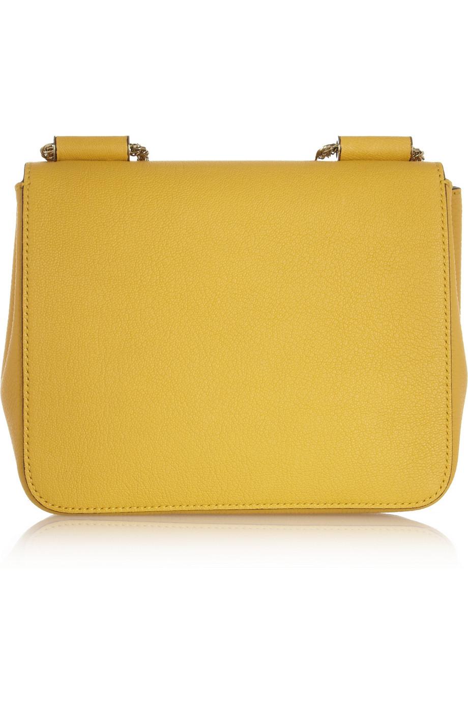 replica chloe elsie beige medium shoulder bag
