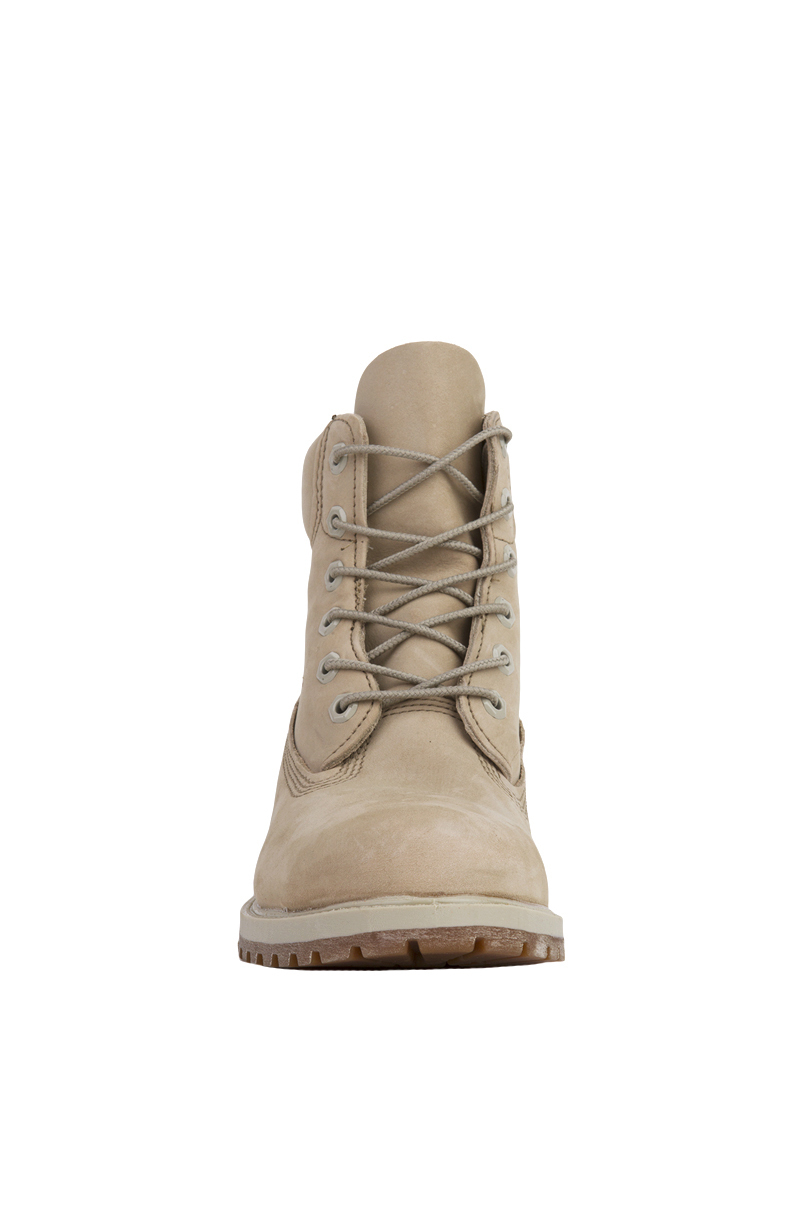 Lyst - Timberland 6-Inch Premium Waterproof Boots In Off White ... 8cab680c96