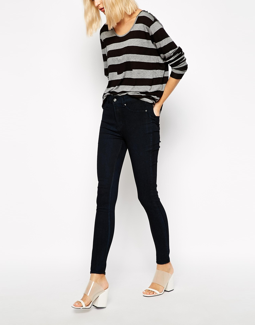High Waisted Cheap Jeans