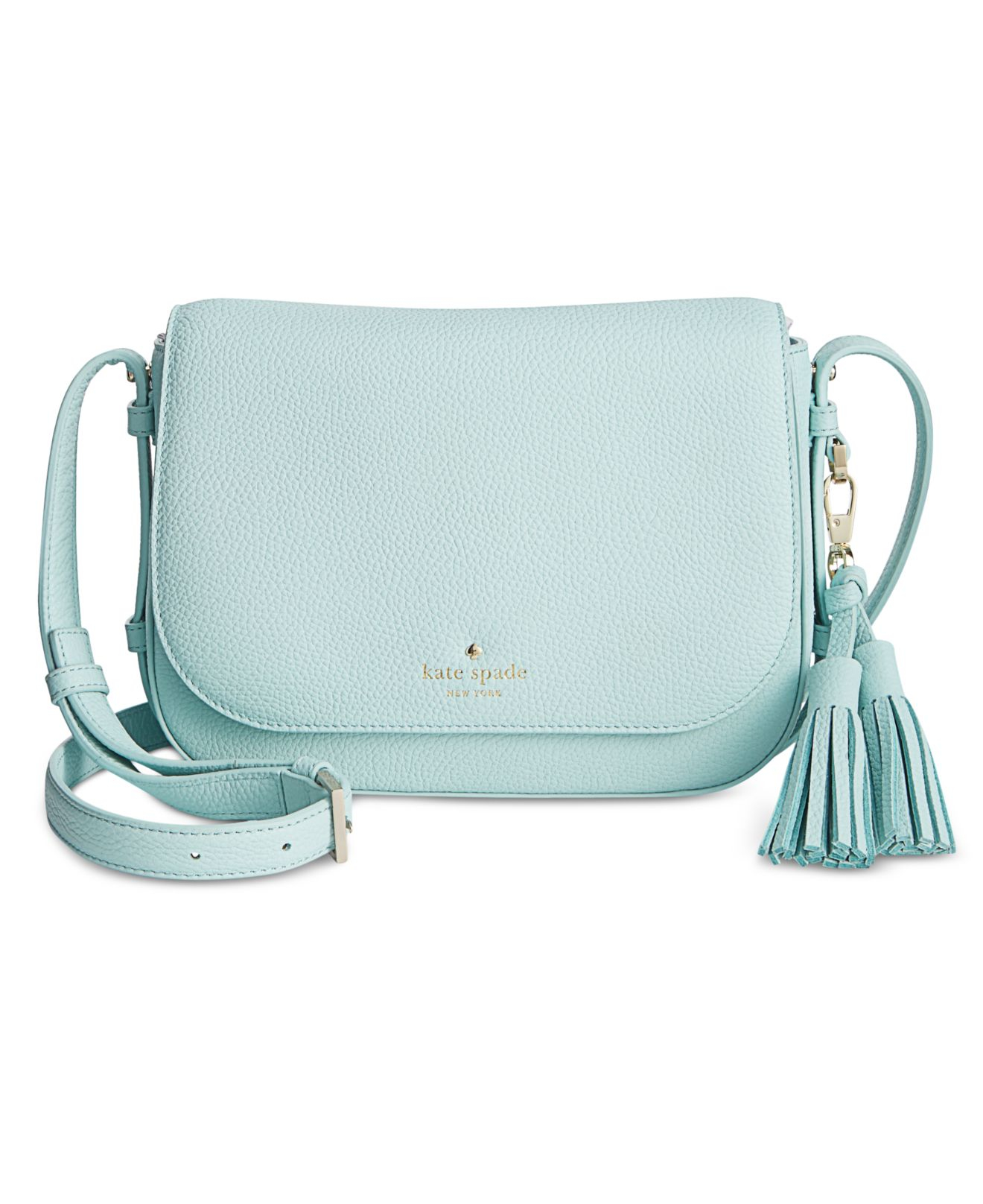 d8fb866ab Kate Spade Orchard Street Penelope Crossbody in Green - Lyst