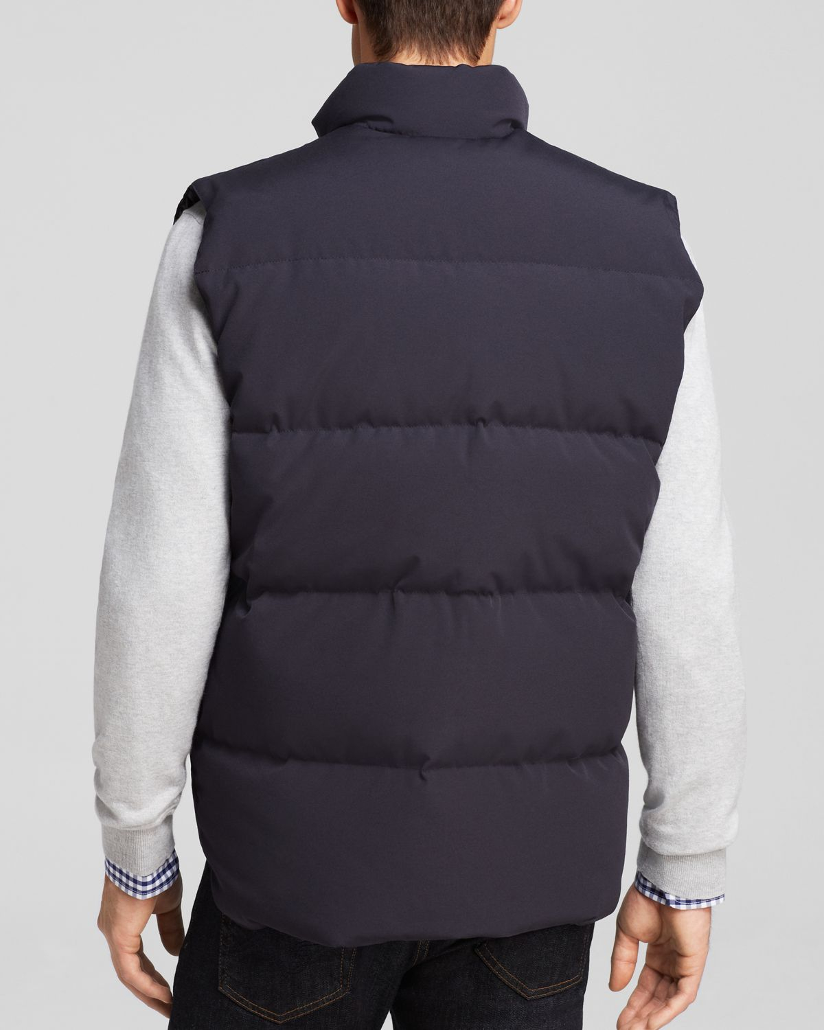 Canada Goose chateau parka online cheap - Canada goose Freestyle Down Vest in Blue for Men (Navy) | Lyst